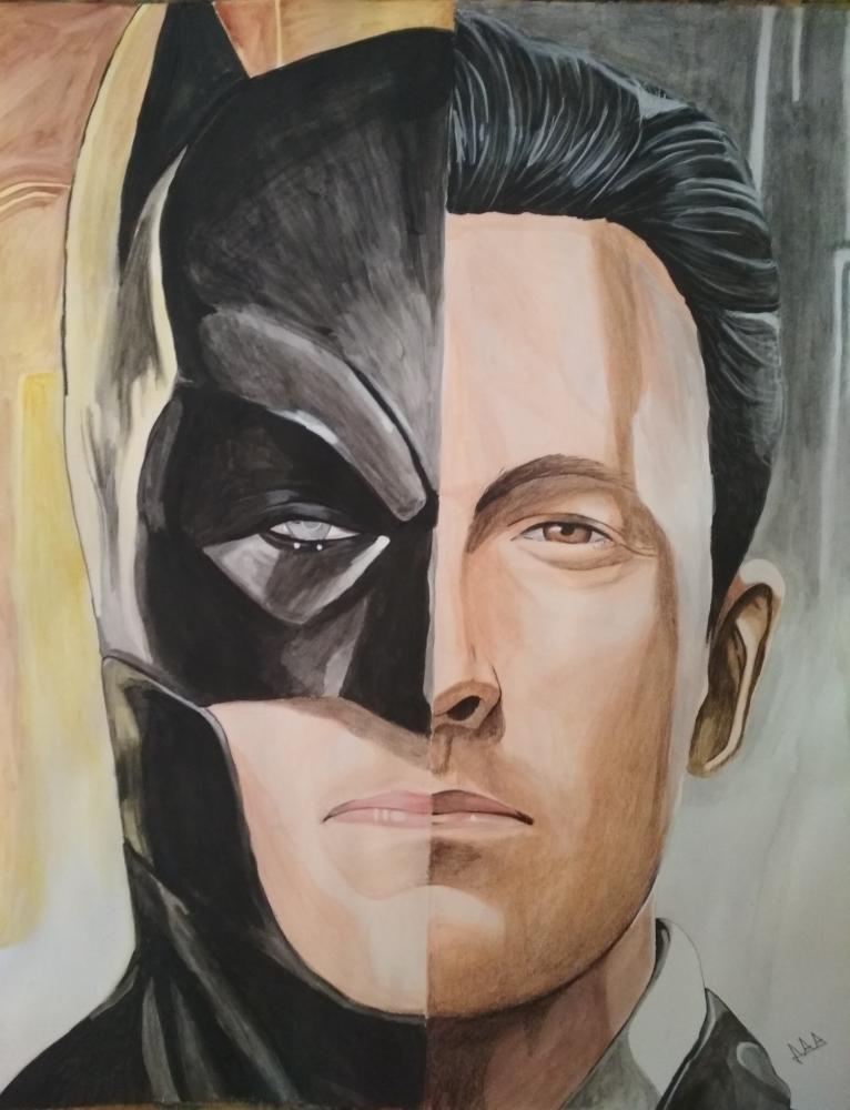 Batman by Erni
